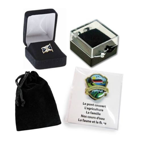 Lapel Pin Packaging